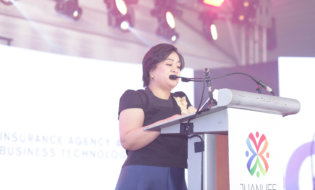 JuanLife Launch Welcome Remarks by Ms. Roselle Masirag, General Manager of Agile Insurance Agency and Business Technologies Inc.